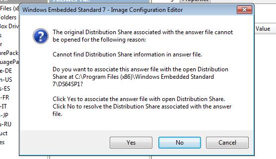 Windows Embedded Standard 7 и как ее правильно готовить